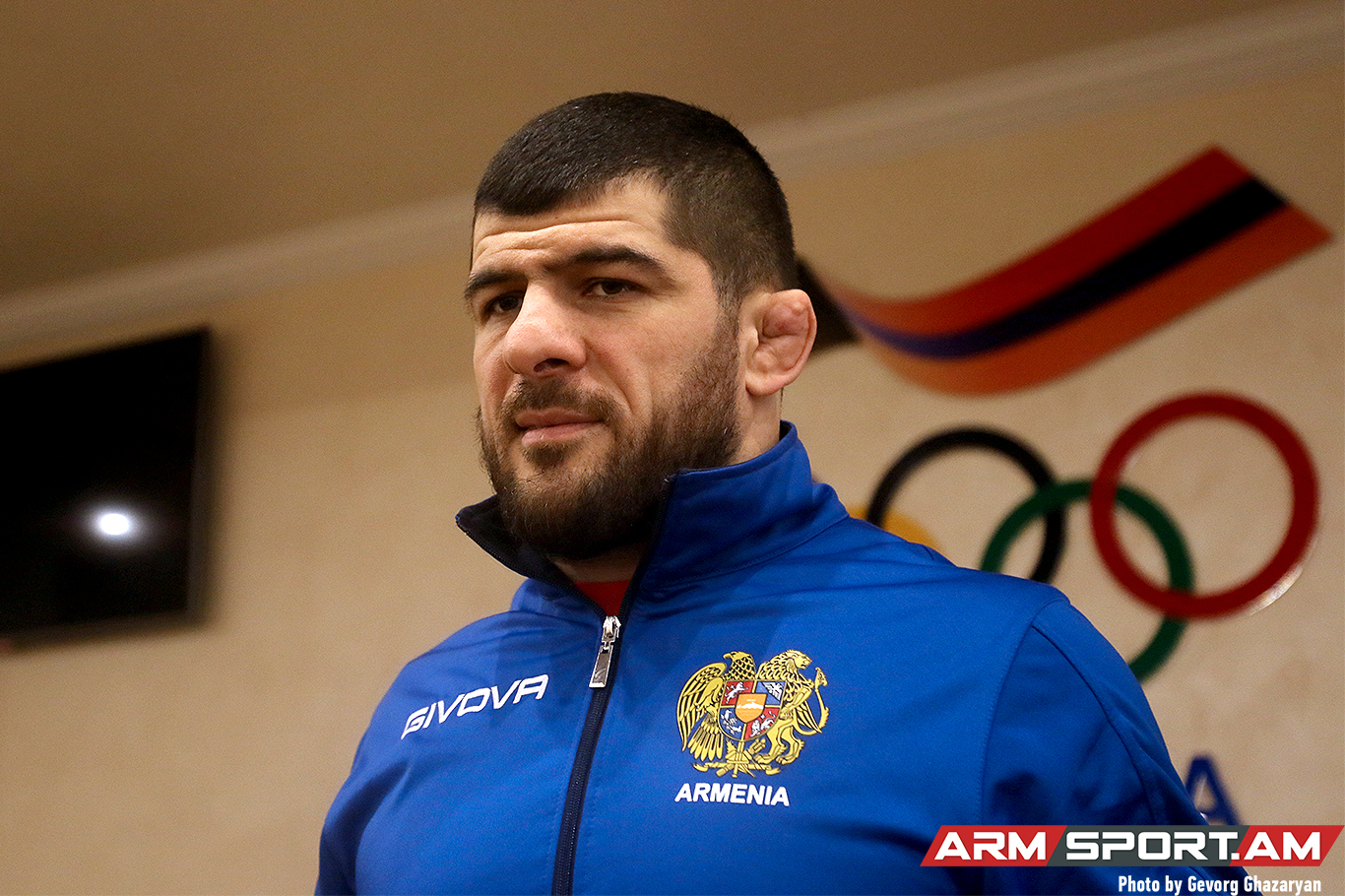 Օլիմպիական չեմպիոն Հաջիմուրադ Գացալովը՝ Հայաստանի հավաքականի անդամ (լուսանկարներ)