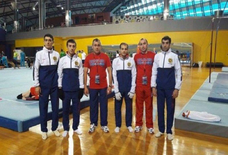Հայաստանի սպորտային մարմնամարզության առաջնություն. Չեմպիոնները և մրցանակակիրները հայտնի են