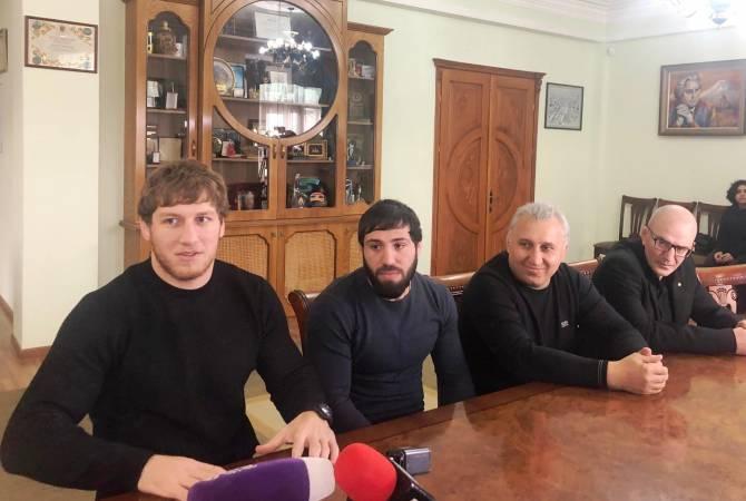 Իմ հակառակորդ թուրք մարզիկն ավելի շատ հայկական հիմն է լսել, քան թուրքականը. Արթուր Ալեքսանյան