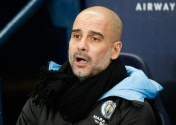 File photo dated 19-02-2020 of Manchester City manager Pep Guardiola.