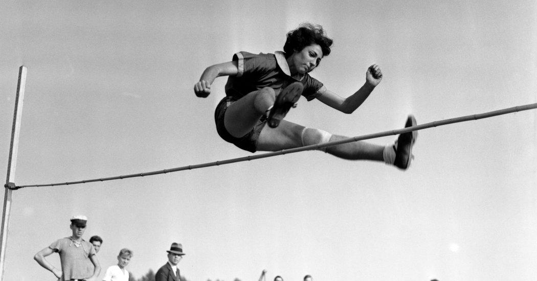 Բեռլին 36. Գրետել Բերգման, ով ցատկեց նացիստների հոգիների վրայով