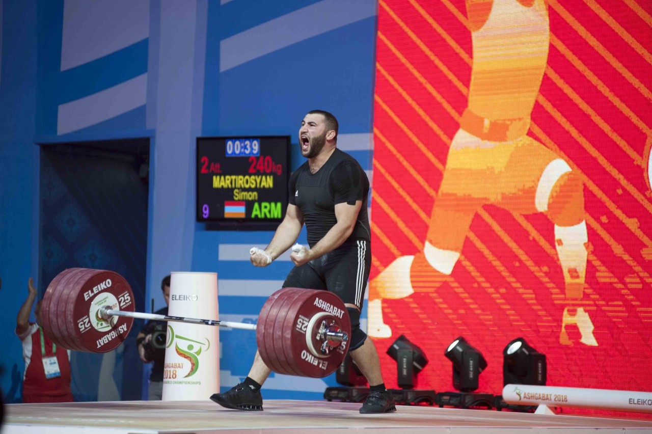 International Fajr Cup. Սիմոն Մարտիրոսյանը՝ արծաթե մեդալակիր