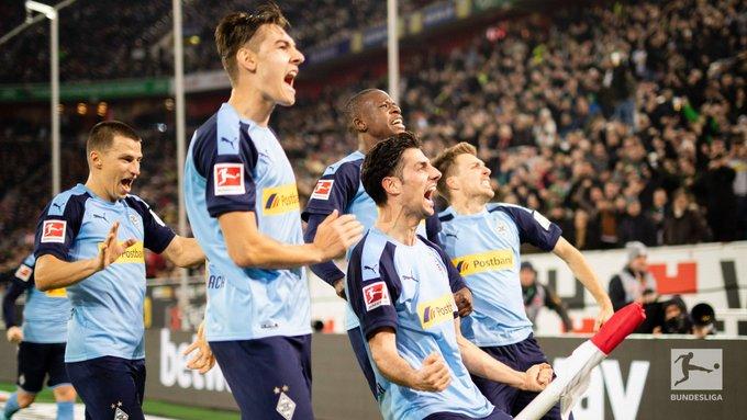 Մյունխենգլադբախի Բորուսիան հաղթեց Ֆորտունային և բարձրացավ չորրորդ հորիզոնական (🎥)