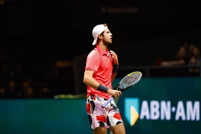 ATP-Ռոտերդամ․ Խաչանովը պարտվեց Էվանսին․ այլ արդյունքներ