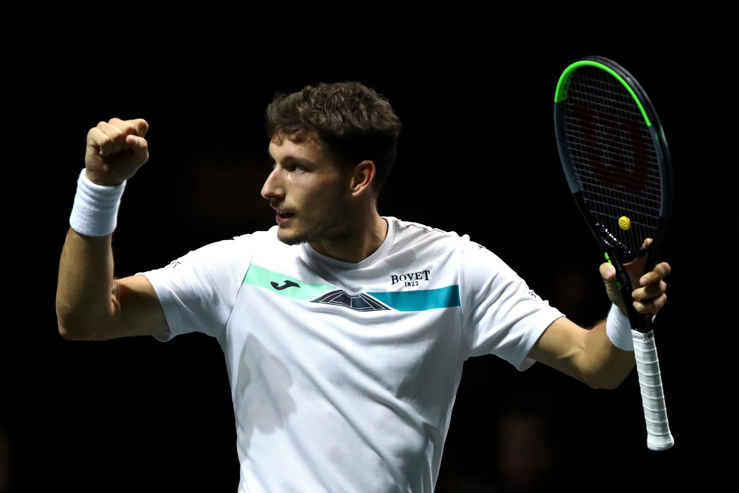 ATP-Ռոտերդամ․ Կարենյո-Բուստան ու Օժե-Ալյասիմը դուրս են եկել կիսաեզրափակիչ ու մրցելու են միմյանց դեմ