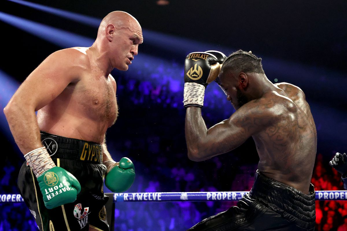 Ֆյուրին ուժեղ գտնվեց Ուայլդերից՝ WBC գոտու համար մենամարտում (🎥)