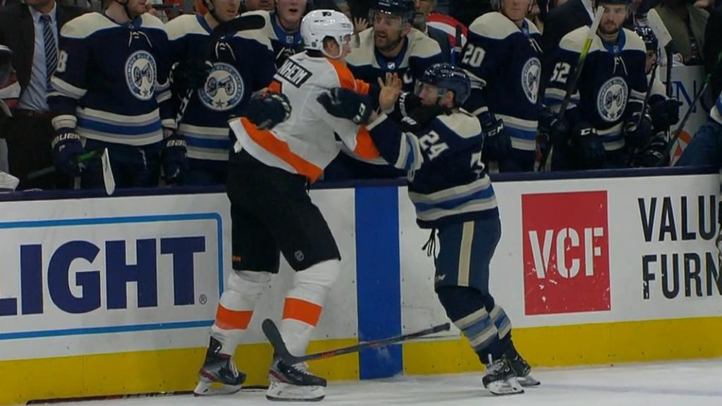 Տարվա մարտը NHL-ում (🎥)