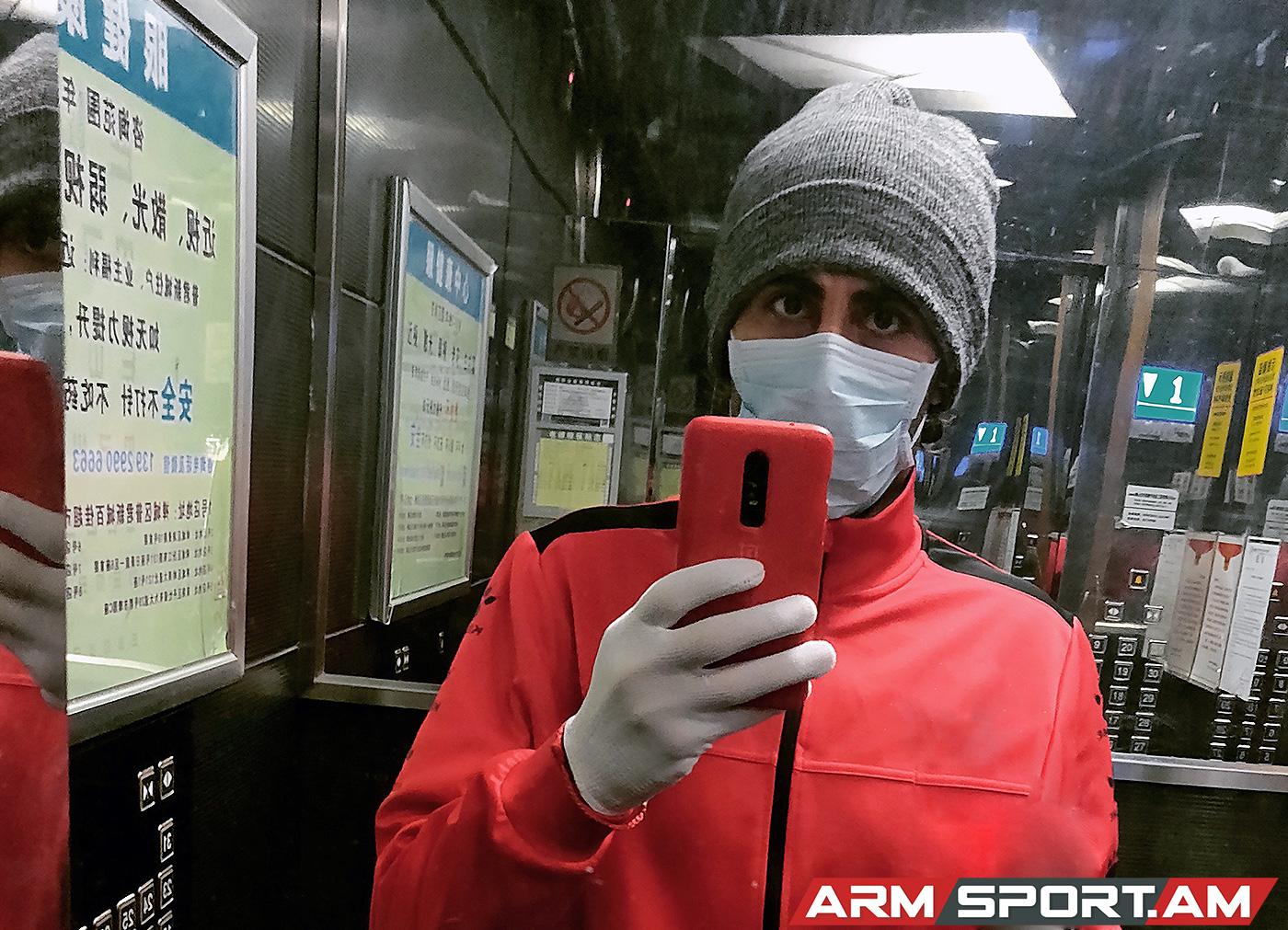Մարզումներ` վիդեոդասերով. ինչպիսին է իրավիճակը Չինաստանում. պատմում է հայ մարզիչը