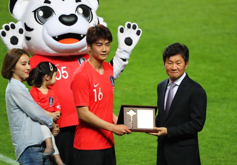 Պաշտոնական․ Մալյորկան պայմանագիր է ստորագրել կորեացի ֆուտբոլիստի հետ