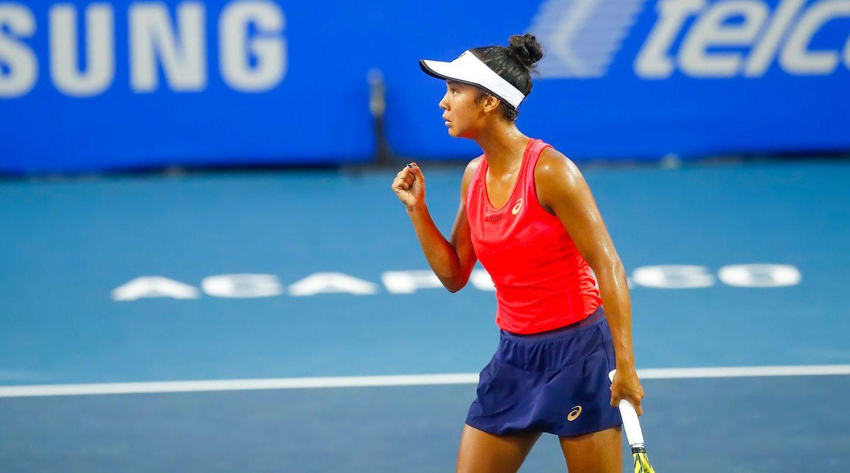 Կանադացի Լեյլա Ֆերնանդեսը առաջին անգամ դուրս եկավ WTA մրցաշարերի եզրափակիչ