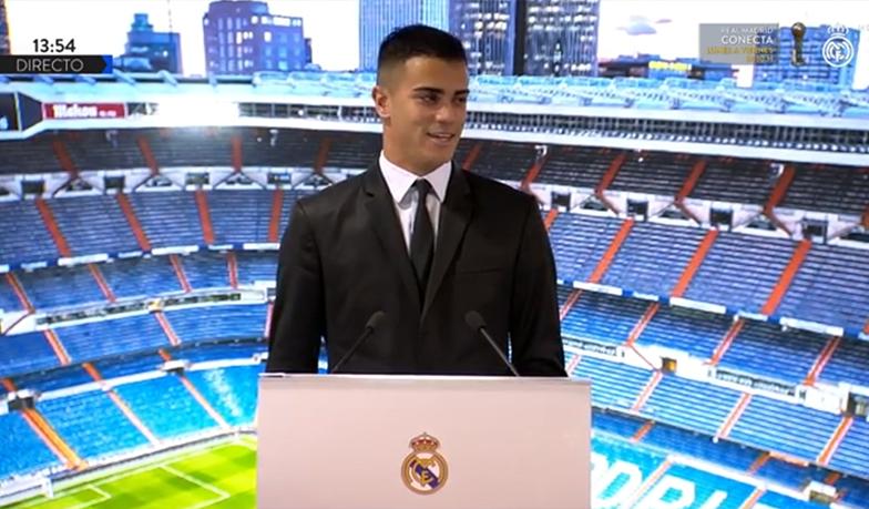 Ռեալը պաշտոնապես ներկայացրեց թիմի նորեկ Ռեյներին (🎥)