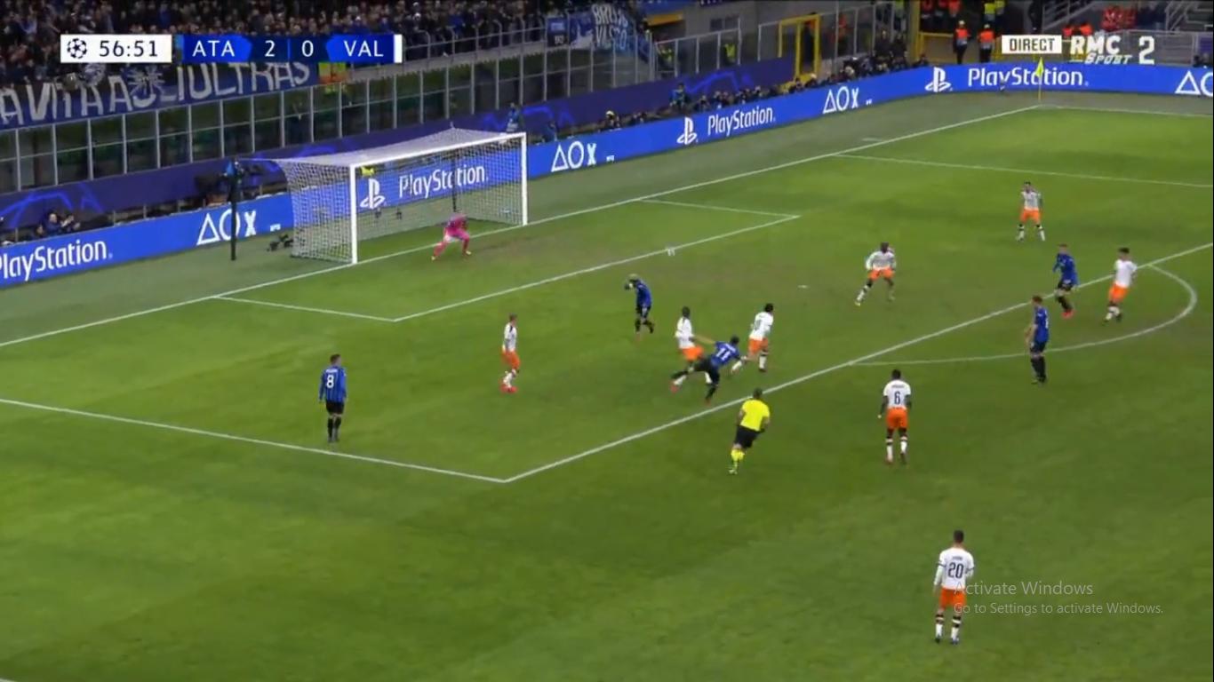 Ֆրոյլերի չքնաղ գոլը Վալենսիայի դարպասը. արդեն 3-0 (տեսանյութ)
