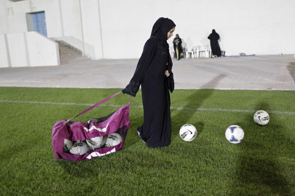 Սաուդյան Արաբիայում կանանց ֆուտբոլային լիգա կստեղծվի