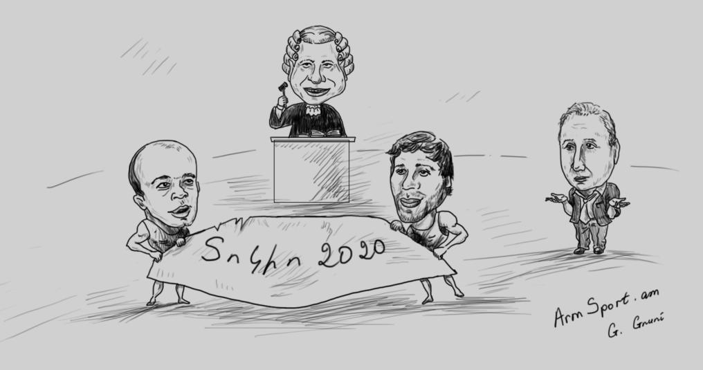 ArmSport սկետչ․ Չալյան-Ջուլֆալակյան սրացող հակամարտությունն ու Տոկիո-2020-ի ուղեգրի ճակատագիրը