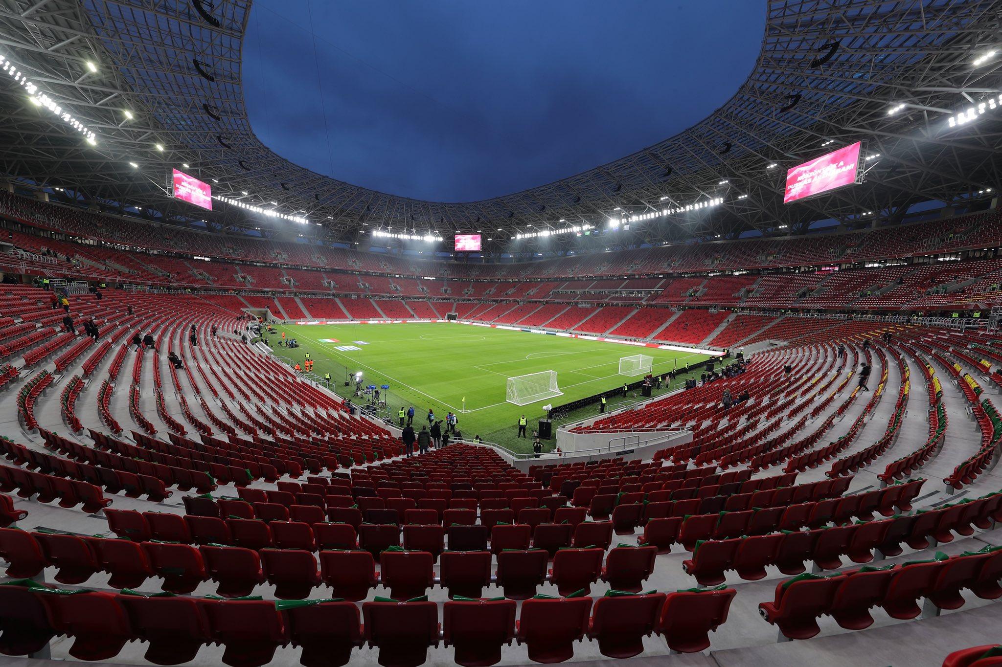 Եվրոպա լիգայի 2022 թվականի եզրափակիչը անցկացվելու է Բուդապեշտում