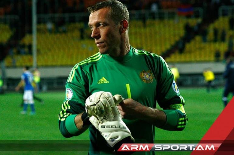 Բերեզովսկի. Կապառոսն առաջարկել է ընդգրկվել իր մարզչական շտաբում