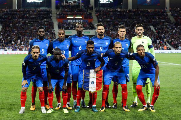Ֆրանսիայի հավաքականը առաջիկա ընկերական խաղերը կանցկացնի առանց հանդիսականների