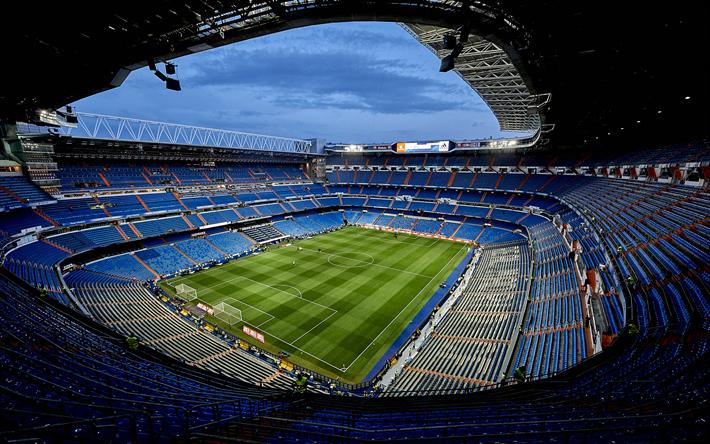 Ռեալի մարզադաշտում կգործի դեղորայքի, սննդի և համաճարակի տարածման դեմ պայքարի համար անհրաժեշտ այլ իրերի պահեստ