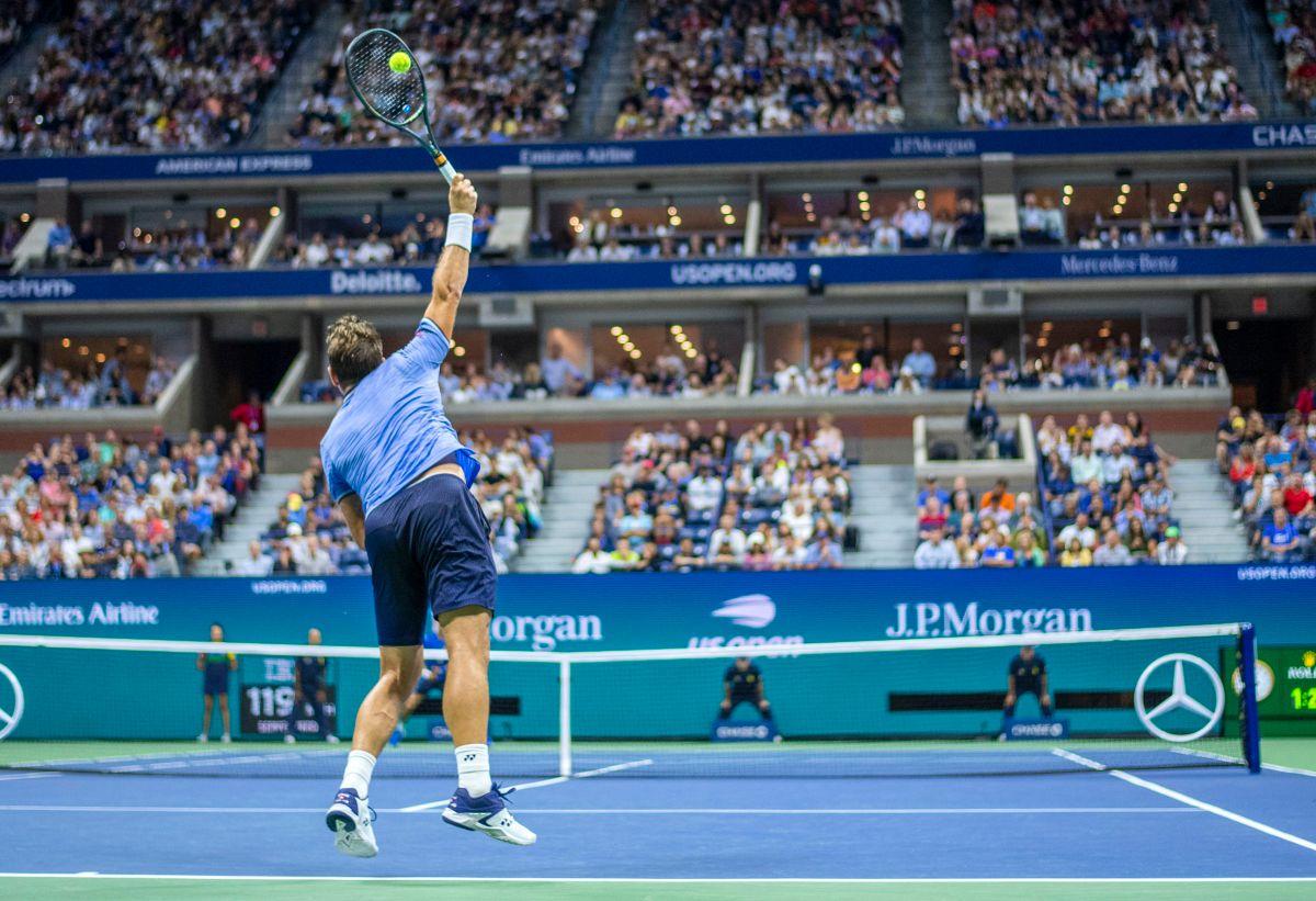 US Open-ը 42 տարվա մեջ առաջին անգամ փոխել է հարդի բրենդը