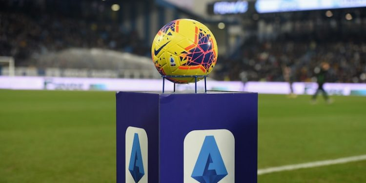 during the Serie A match between SPAL and  Juventus at Stadio Paolo Mazza on February 22, 2020 in Ferrara, Italy.