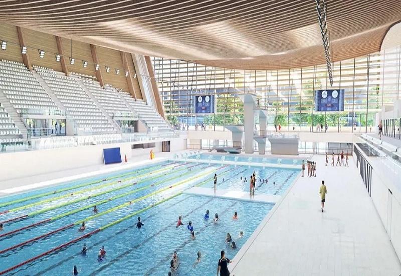 Փարիզում կկառուցվի ջրային մարզաձևերի կենտրոն՝ ՕԽ-2024-ի համար