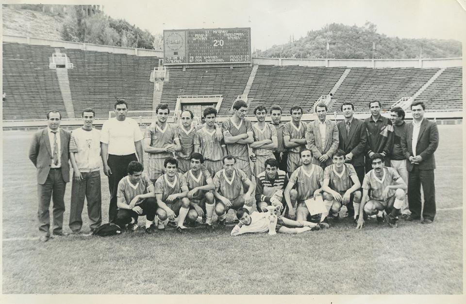 28 տարի առաջ այս օրը Բանանցը նվաճեց Հայաստանի գավաթը