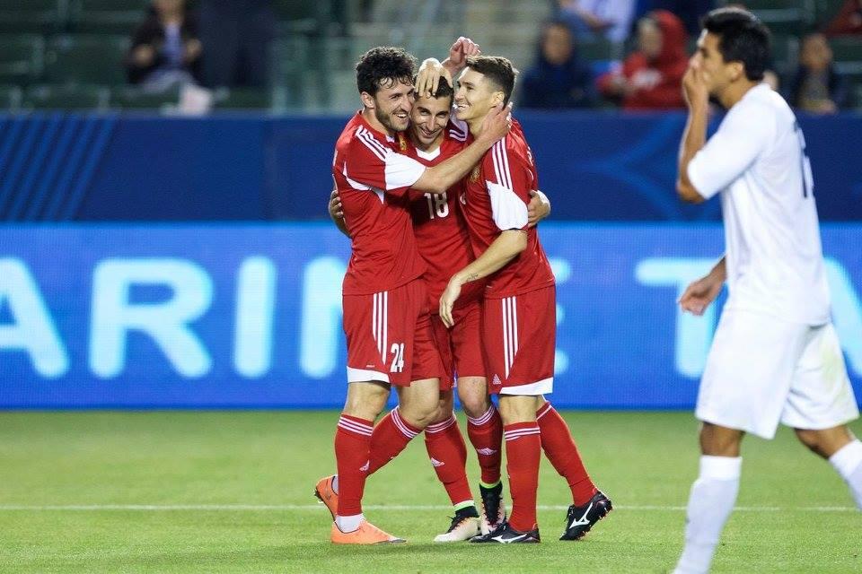 4 տարի առաջ այս օրը Հայաստանի հավաքականը տարավ իր պատմության ամենախոշոր հաշվով հաղթանակը