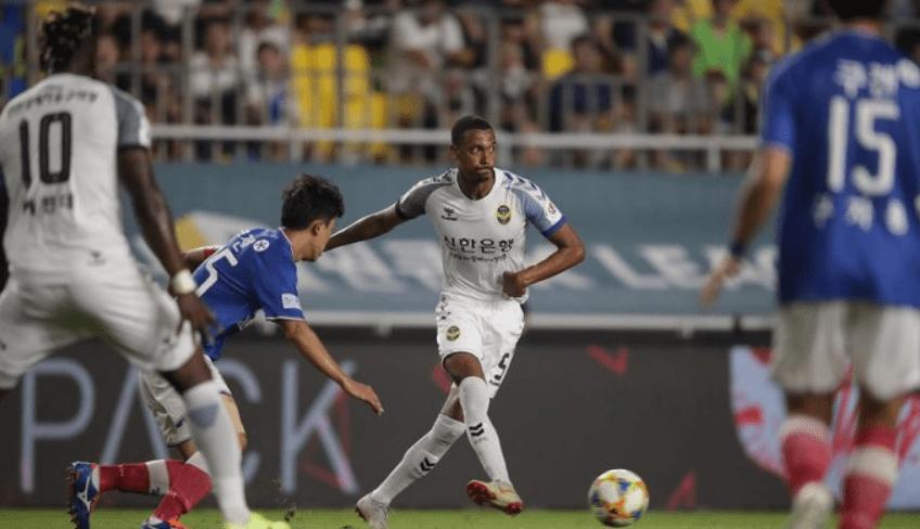 K-League․ 3-րդ տուրի արդյունքները, մրցաշարային աղյուսակ