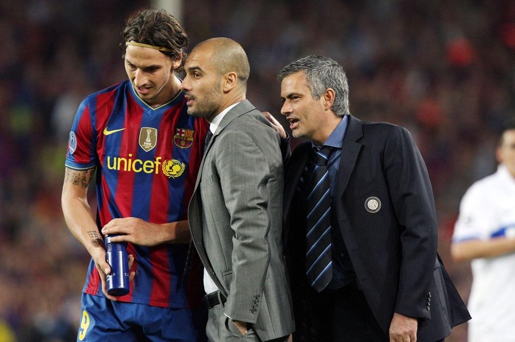 Մոուրինյուն բացահայտել է՝ ինչ է ասել Գվարդիոլային ՉԼ 2009/10 մրցաշրջանի կիսաեզրափակչի խաղում