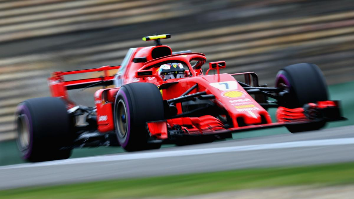 Ferrari-ին Ռայկոնենին նվիրել է այն բոլիդը, որով նա հաղթել էր ԱՄՆ-ի Գրան-պրի