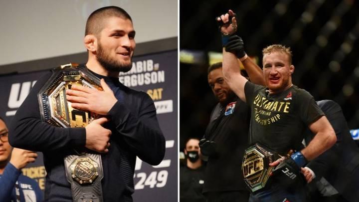 UFC-ի նախագահը հայտնել է՝ երբ և որտեղ է նախատեսված անցկացնել Նուրմագոմեդով-Գեյջի մենամարտը