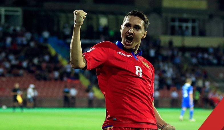 12 տարի առաջ այս օրը Մարկոս Պիզելին իր նորամուտը նշեց Հայաստանի հավաքականի կազմում