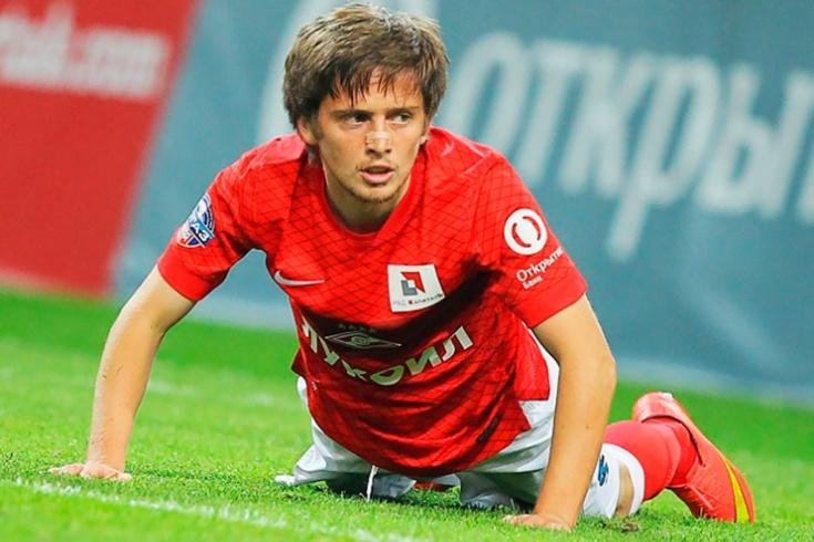 Մոսկվայի Սպարտակի նախկին ֆուտբոլիստը մոտ է վրացական ակումբ տեղափոխվելուն