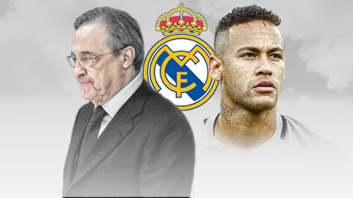 Գործակալ. Ռեալի նախագահն ասել է, որ երազում է Նեյմարի հետ պայմանագիր կնքելու մասին