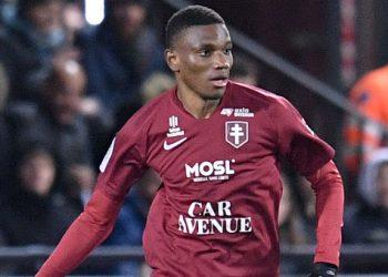 December 14, 2019, Metz, France: 06 MAMADOU FOFANA (Credit Image: Global Look Press via ZUMA Press)