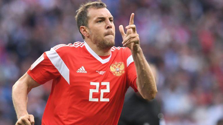 Ռուսաստանի հավաքականի ֆուտբոլիստը կարող  է տեղափոխվել Միլան