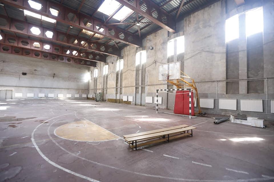 Երևանի ամենամեծ մարզական կենտրոնը կհիմնանորոգվի