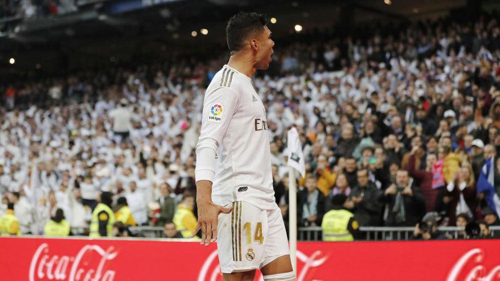Կազեմիրոն 9 միավոր է վաստակել Ռեալի համար իր գոլերով