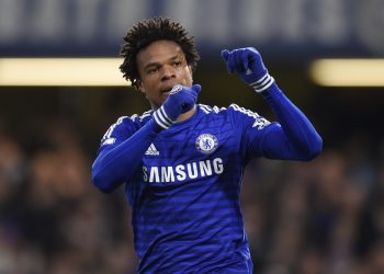 "Football - Chelsea v Stoke City - Barclays Premier League - Stamford Bridge - 4/4/15 Loic Remy celebrates after scoring the second goal for Chelsea Action Images via Reuters / Tony O'Brien Livepic EDITORIAL USE ONLY. No use with unauthorized audio, video, data, fixture lists, club/league logos or ""live"" services. Online in-match use limited to 45 images, no video emulation. No use in betting, games or single club/league/player publications.  Please contact your account representative for further details."