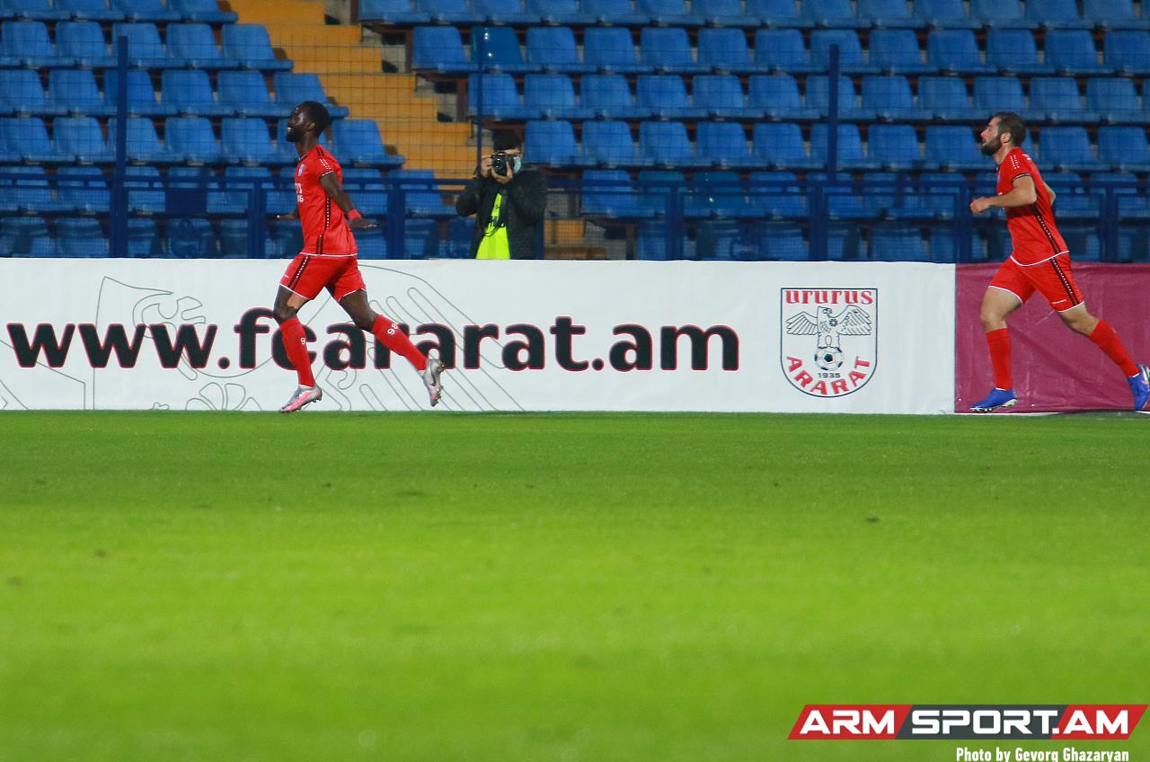 АПЛ: Арарат на последних минутах вырвал победу в матче против Гандзасар-Капана (видео)