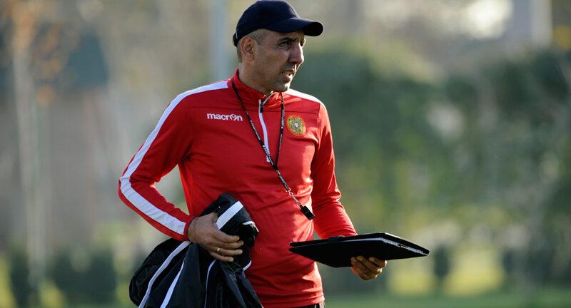 U21: Рафаэль Назарян назначен главным тренером сборной Армении