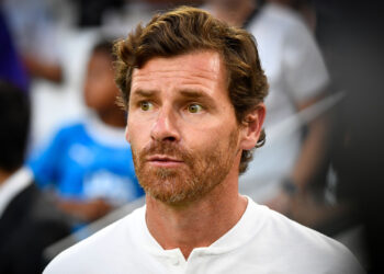 Marseille's Portuguese coach Andre Villas Boas looks on before the international friendly football match between Olympique de Marseille (OM) and SSC Napoli at the Velodrome Stadium in Marseille, southern France, on August 4, 2019. (Photo by GERARD JULIEN / AFP)        (Photo credit should read GERARD JULIEN/AFP/Getty Images)