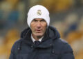 December 1, 2020, Kharkov, Ukraine: Zidane of Real Madrid during the UEFA Champions League Group B stage match between Shakhtar Donetsk and Real Madrid at Metalist Stadium in Kharkov, Ukraine Kharkov Ukraine - ZUMAd159 20201201_zia_d159_019 Copyright: xIndirax