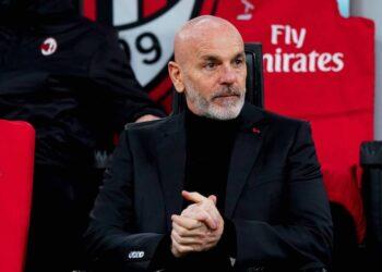 Photo LaPresse - Spada 12 january , 2021 Milan  Italy  Soccer A.C. Milan- Stagione 2020-2021 - Italian Cup Milan vs Torino In the pic: Stefano Pioli PUBLICATIONxINxGERxSUIxAUTxONLY Copyright: xSpada/LaPressex
