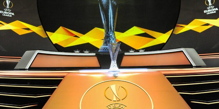 Le Trophee FOOTBALL : UEFA Draw - Europa League - Monaco - 30/08/2019 NorbertScanella/PanoramiC.