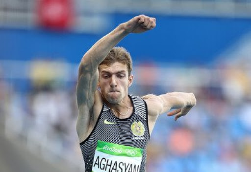 Армянский атлет Левон Агасян 5-й на чемпионате Европы (видео)