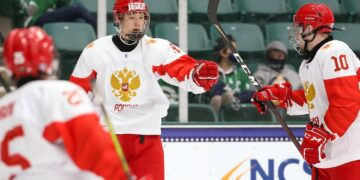 (Photo by Chris Tanouye/HHOF-IIHF Images)
