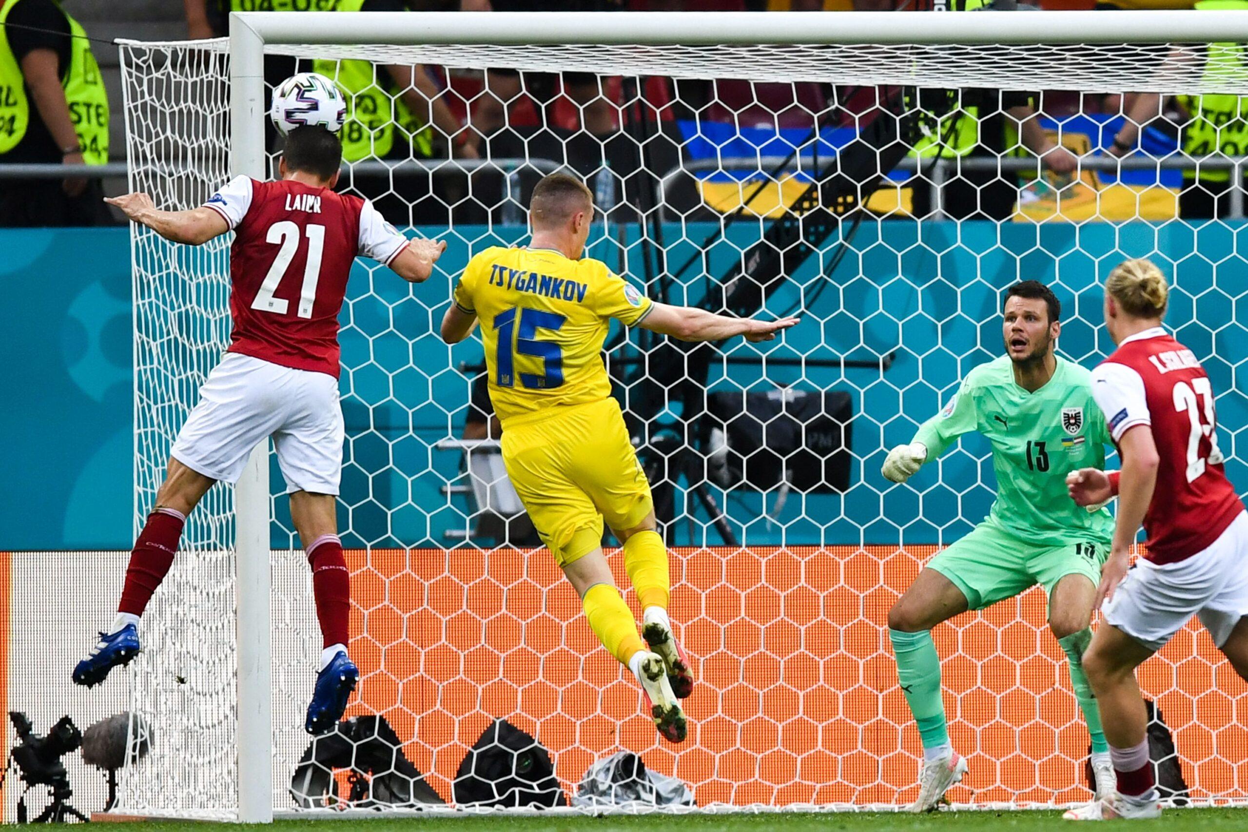 🎥Եվրո-2020․ Ավստրիան նվազագույն հաշվով հաղթանակ տարավ Ուկրաինայի հավաքականի նկատմամբ