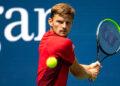 DAVID GOFFIN (BEL)  TENNIS - THE US OPEN - USTA BILLIE JEAN KING TENNIS CENTRE - FLUSHING MEADOWS - NEW YORK CITY - NEW YORK - USA - ATP - WTA - ITF - GRAND SLAM - OPEN - NEW YORK - USA - 2019      © TENNIS PHOTO NETWORK