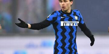 Db Milano 02/02/2021 - Coppa Italia / Inter-Juventus / foto Daniele Buffa/Image nella foto: Nicolo Barella PUBLICATIONxNOTxINxITA